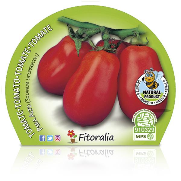 Tomate Pera Mata Alta M-10,5