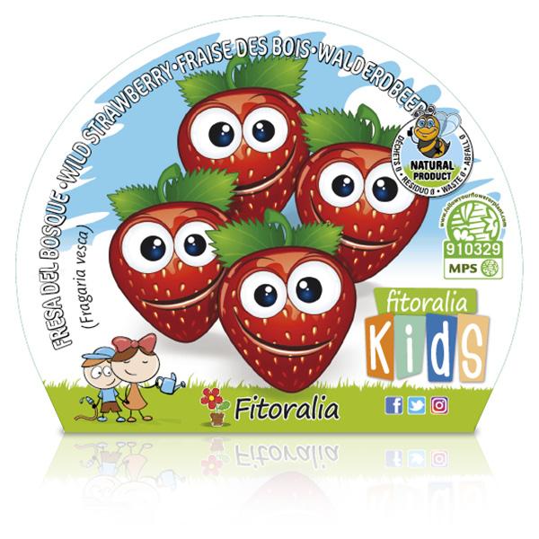 Fresita De Bosque KIDS M-10,5 Fragaria vesca W