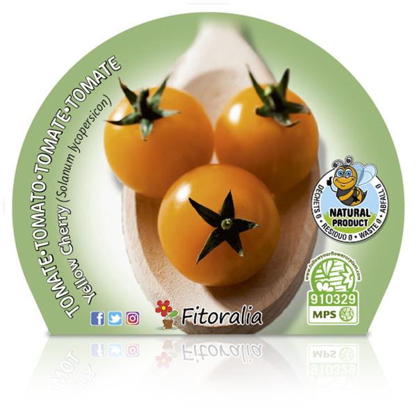 Tomate Cherry Yellow M-10,5