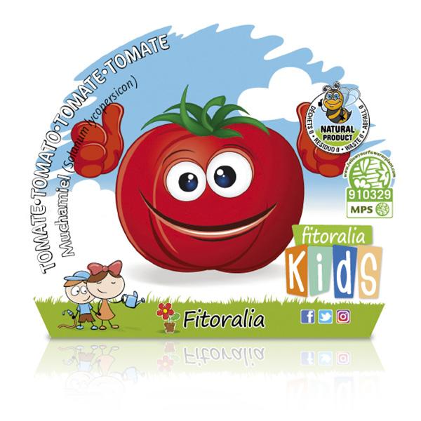 Tomate Muchamiel KIDS M-10,5 Solanum lycopersicum W