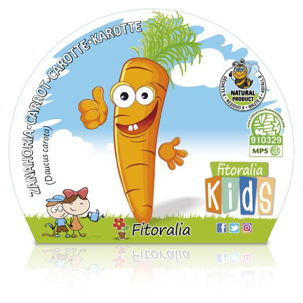 Zanahoria KIDS M-10,5 Daucus carota W