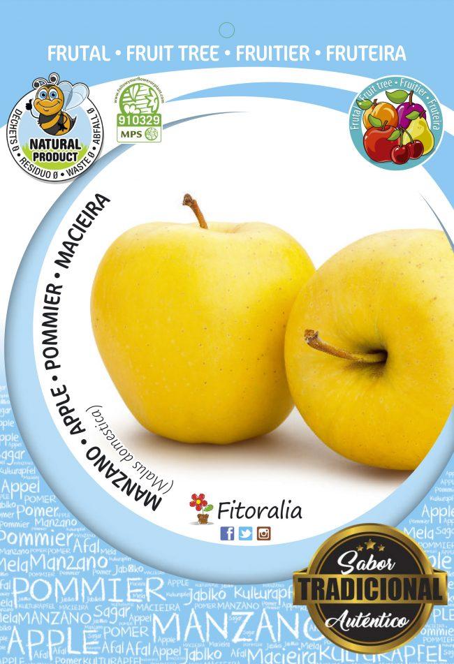 Manzano Golden M-25 - Malus domestica