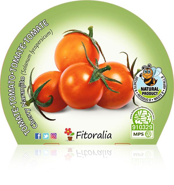 Tomate Cherry Naranjito M-10,5