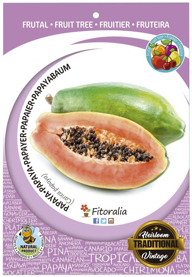 Papaya M-25 - Carica papaya