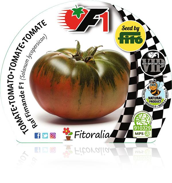 Tomate Raf Fimande F1 6 Ud. Solanum lycopersicon
